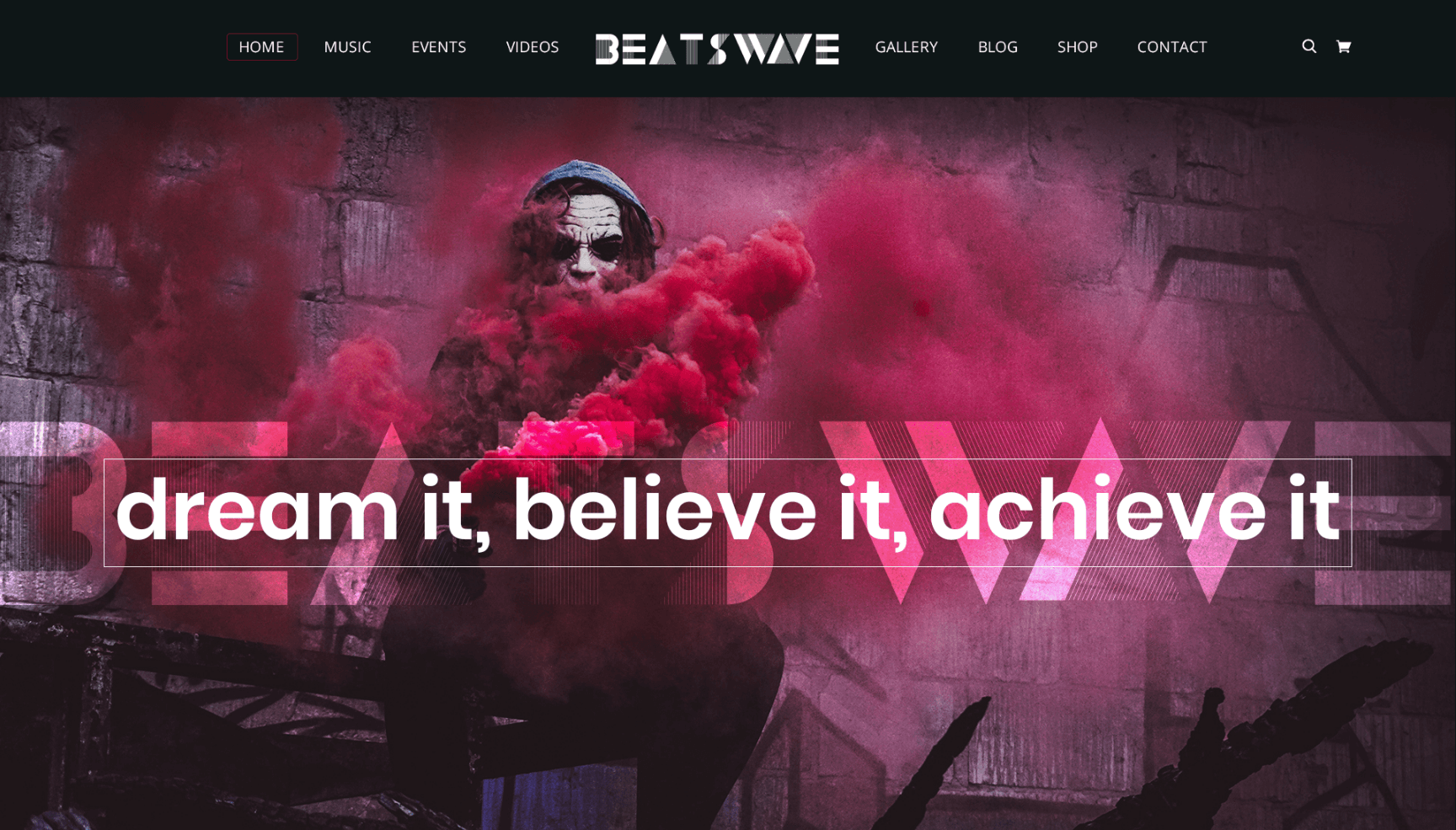 beateswave music template rock demo