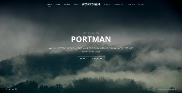 portman video