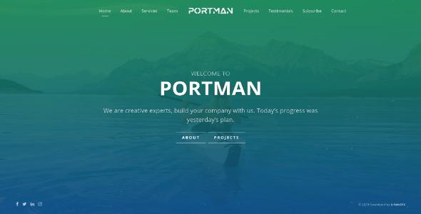 portman particle